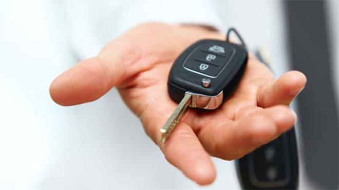 Phải làm gi khi đánh mất chìa khóa ô tô