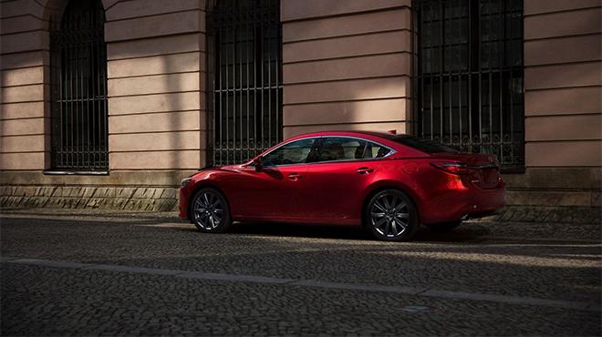 Mazda6 sẽ được nâng cấp ở phiên bản mới 2020