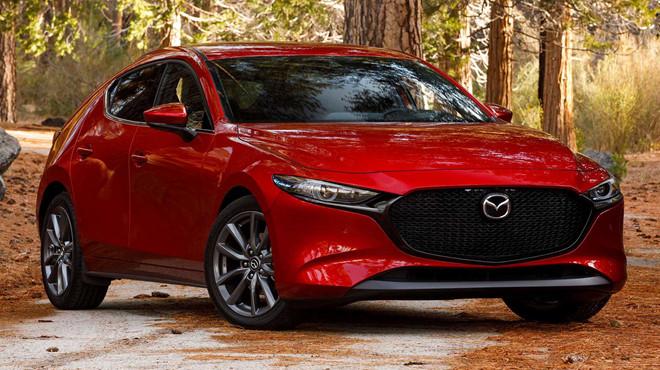 Chiêm ngưỡng Mazda3 2020 được trưng bày tại Việt Nam