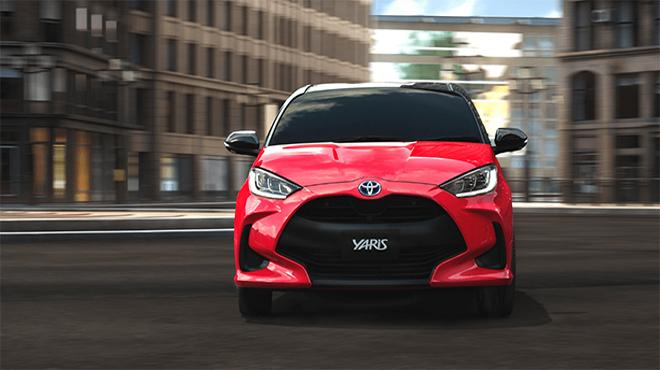 Toyota Yaris 2020 ra mắt tại Triển lãm Tokyo Motor Show 2019