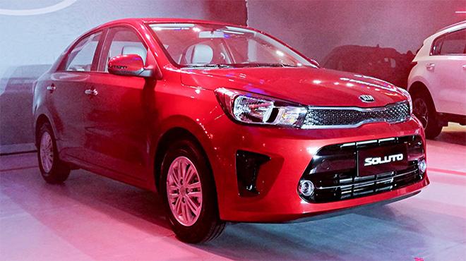Kia Soluto tại Việt Nam có giá từ 399 triệu đồng đẹp mà rẻ