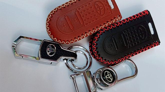 Hướng dẫn cách chọn bọc chìa khóa ô tô các loại