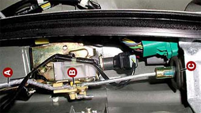 Điều cần lưu ý về hệ thông khóa cửa xe ô tô mà bạn nên biết