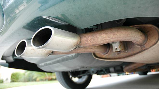 Những dấu hiệu nào cần phải thay ống xả xe ô tô