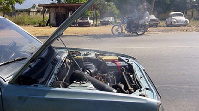 Cách xử lý động cơ ô tô bị nóng như thế nào?