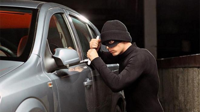 Tình trạng chộm cắp xe ô tô dịp cuối năm đang được báo động