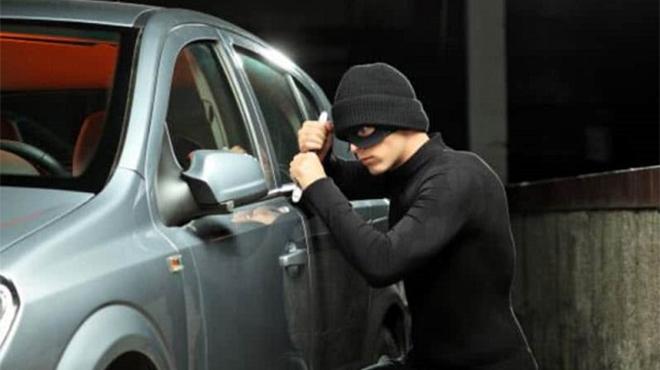Mẹo giúp xe bạn không lo bị trộm đơn giản