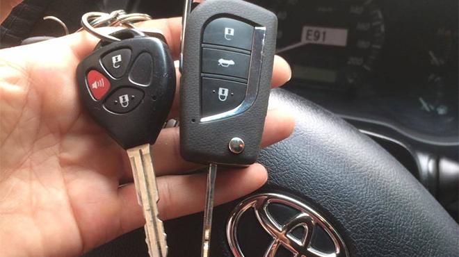 Trộm có làm vô hiệu hóa được chìa khóa ô tô hay không?