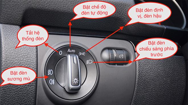 Cách nhận biết hệ thống công tắc trên ô tô gặp vấn đề
