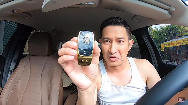 Huy Khánh lấy chộm chìa khóa ô tô của Ngọc Lan phát hiện điều gì?