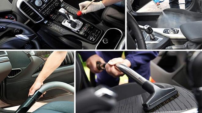 12 vị trí nội thất ô tô cần vệ sinh để phòng dịch covid 19