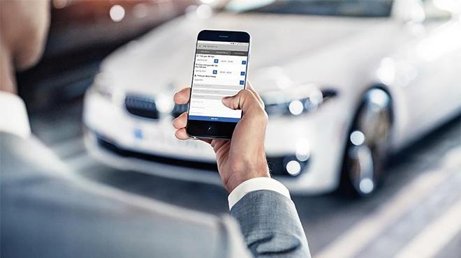 Chăm sóc xe hơi bằng ứng dụng THACO BMW có thực sự dễ dàng